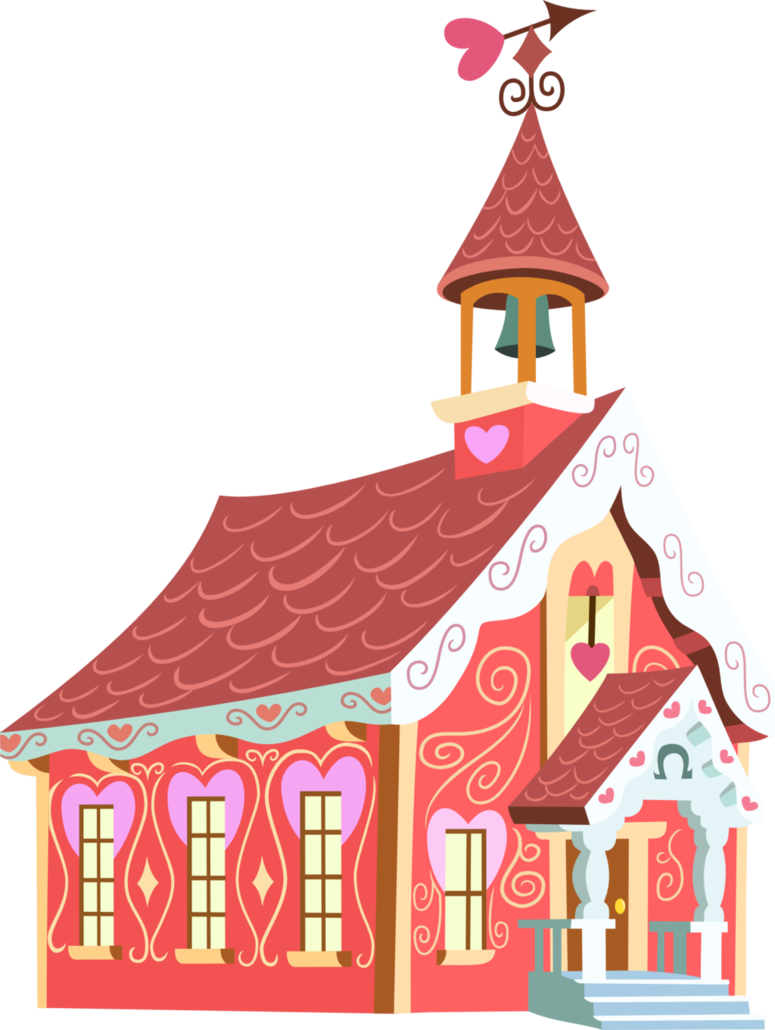 775x1030 School House Vector By Comeha