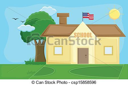 450x300 School House