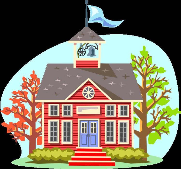 749x700 Victorian Era Traditional Schoolhouse