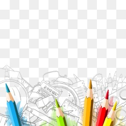 260x260 School Supplies Png, Vectors, Psd, And Clipart For Free Download