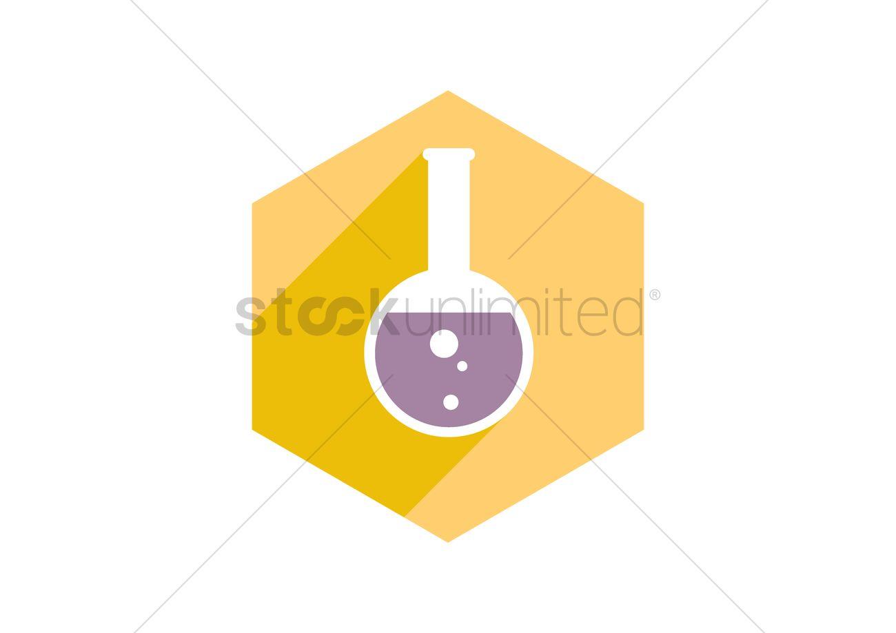 1300x919 Free Laboratory Beaker Vector Image