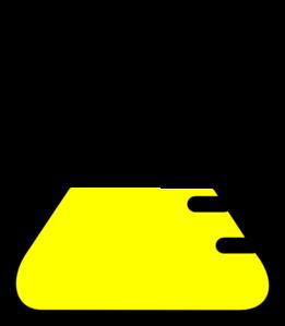 261x299 Beaker Clip Art