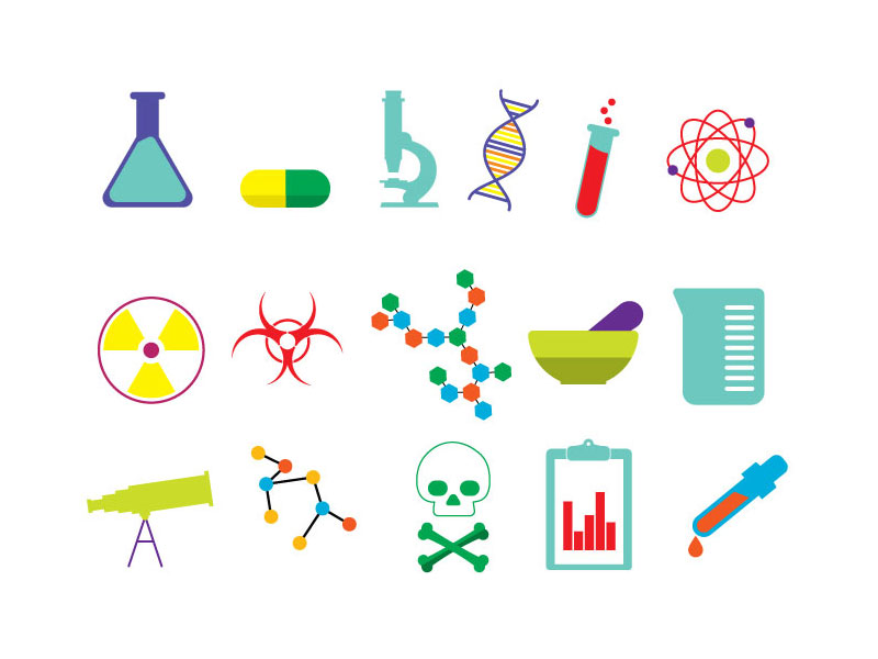 Science Icon Vector