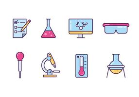 286x200 Science Lab Free Vector Art