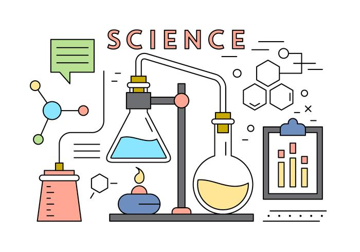 700x490 Science Vector Elements