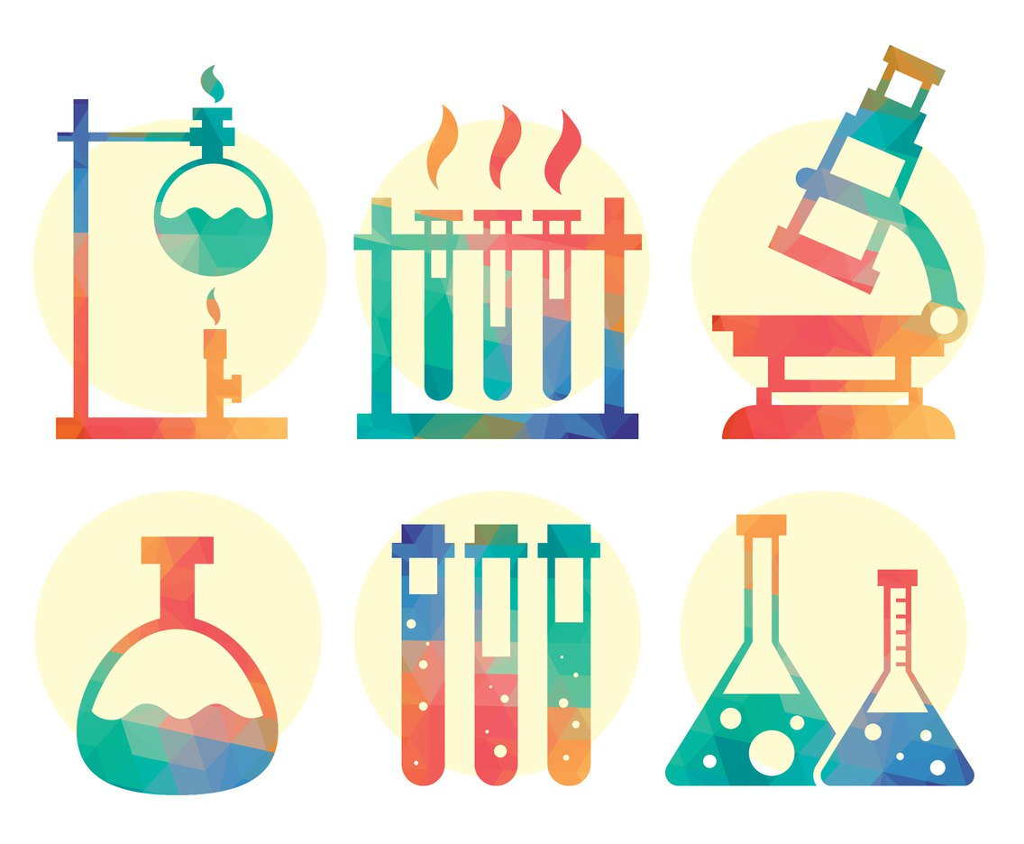 1136x936 Colorful Science Element Vector Vector Art Amp Graphics