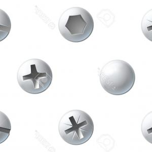 300x300 Bolts And Screws Heads Vector Orangiausa