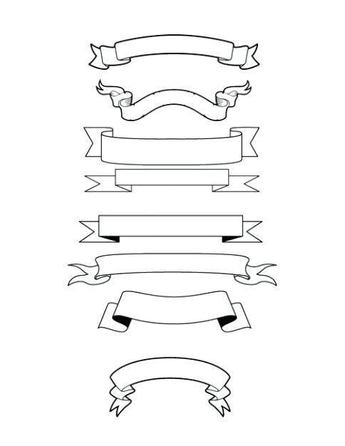 scroll design vector at getdrawings com free for personal use