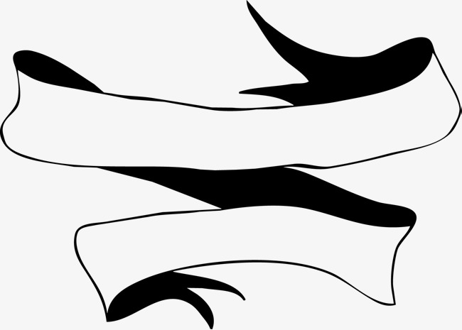 650x465 Hand Drawn Vector Scroll Material, Hand Vector, Scroll Vector