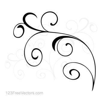 Scroll Vector Art