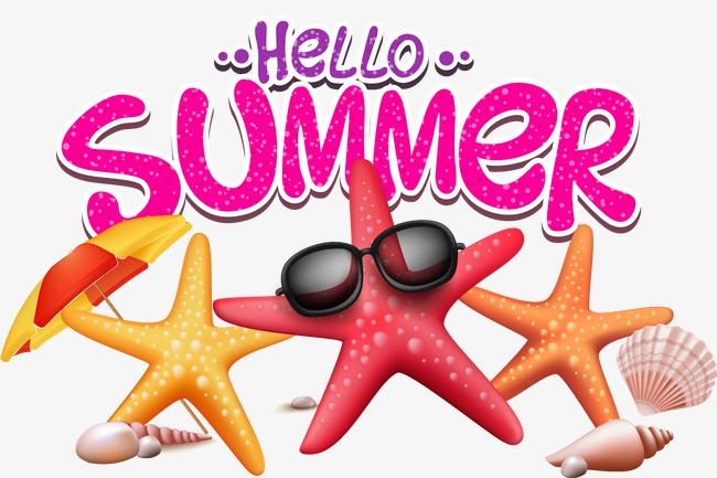 650x433 Creative Summer Sea Star, Summer Vector, Sea Vector, Star Vector