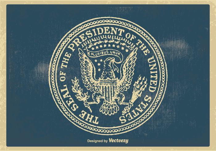 700x490 Presidential Seal Free Vector Art