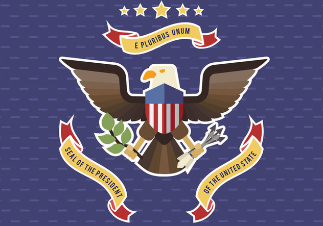 632x443 Presidential Seal Vector Free Vector Download 385777 Cannypic