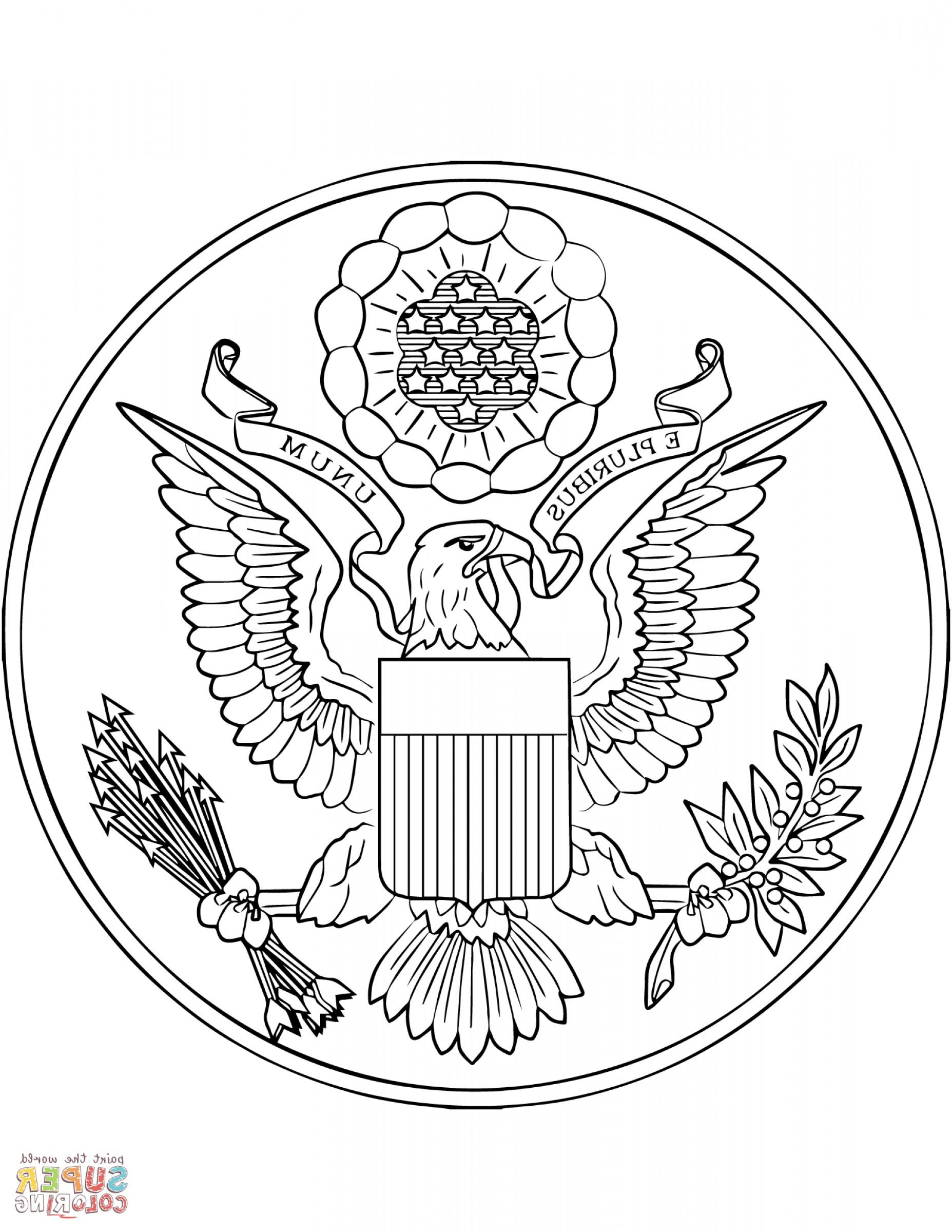 1855x2400 Us Presidential Seal Vector Geekchicpro