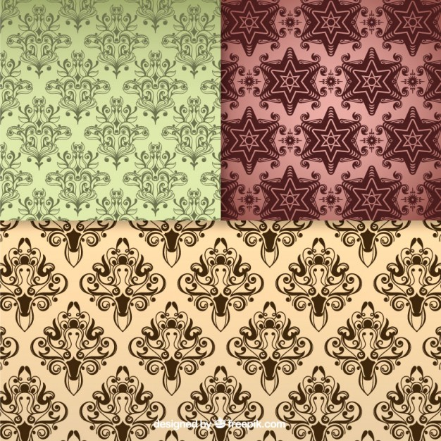 626x626 Floral Pattern Vectors Download Free Vector Art Amp Graphics