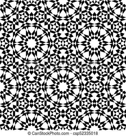 435x470 Geometric Arabic Seamless Pattern. Islamic Pattern. Background