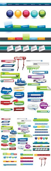 180x600 Free Search Box Ui Clipart And Vector Graphics
