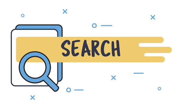 626x375 Illustration Of Search Box Vector Free Download