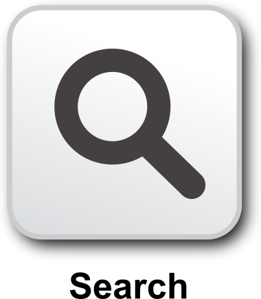 380x436 Search Icon Free Vector In Open Office Drawing Svg ( .svg ) Vector