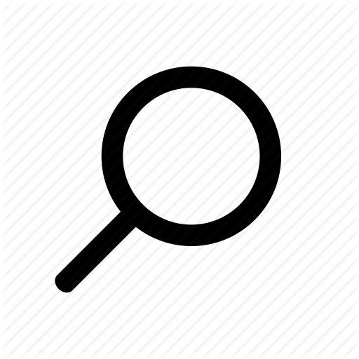 512x512 Find, Glass, Magnifying, Magnifying Glass, Search Icon