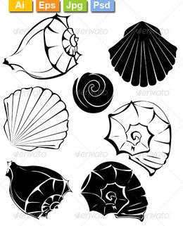 260x321 Download Seashell Vector Clipart Seashell Royalty Free
