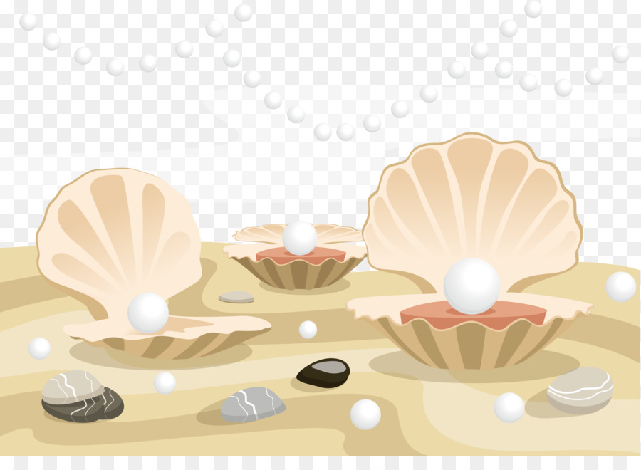 900x660 Oyster Clam Pearl Seashell