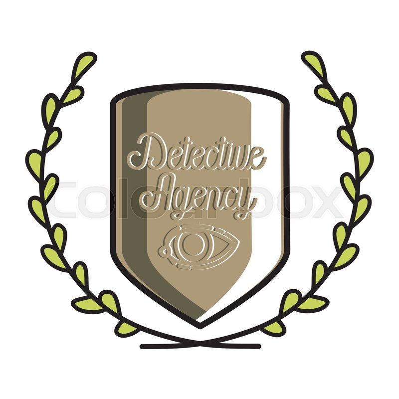800x800 Detective, Guard And Security Agency Logo, Emblem, Label And Badge