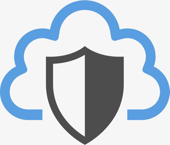 650x556 Cloud Service Security, Vector Diagram, Flaky Clouds, Cloud