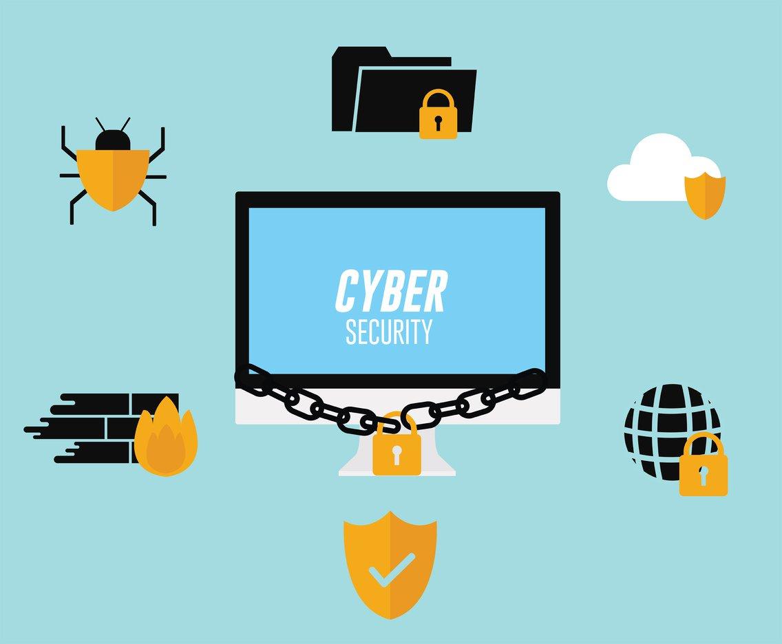 1136x936 Cyber Security Vector Art Vector Art Amp Graphics