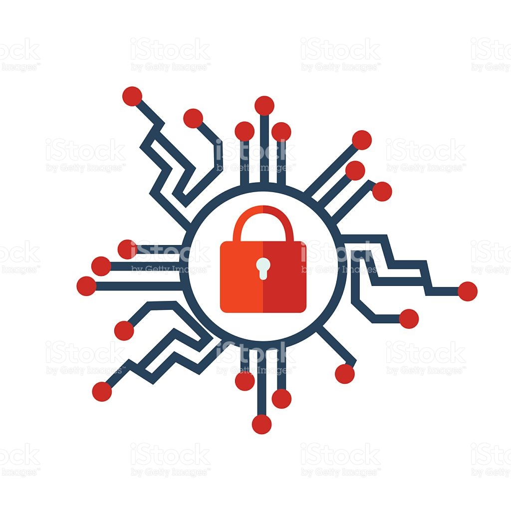 1024x1024 Cyber Security Image Royalty Free Free