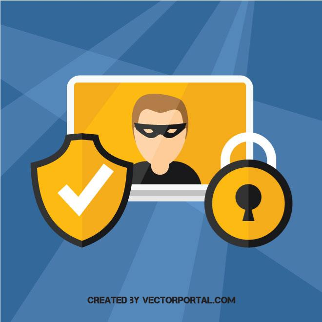 660x660 Cyber Security Vector Graphics