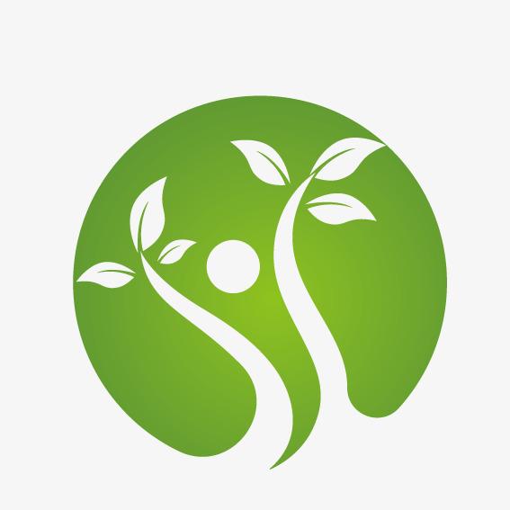 567x567 Creative Green Seedling Logo, Mark, Green, Creative Png And Vector