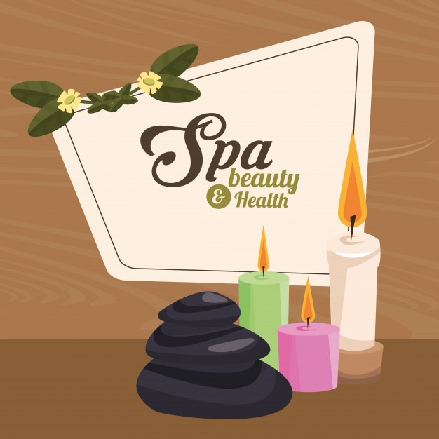 626x626 Spa Beauty And Health Treatment Care Serenity Vector Premium