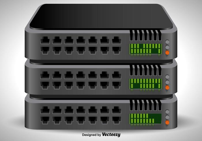 700x490 Server Free Vector Art