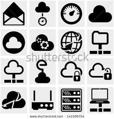 236x246 Server Icons By Voodoodot, Via Shutterstock Webie