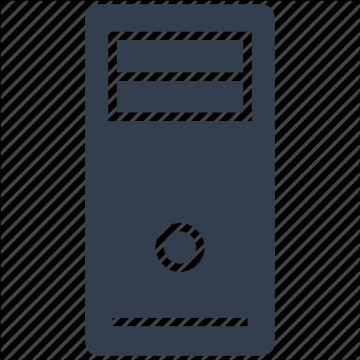 512x512 Case, Hardware, Pc, Server Icon