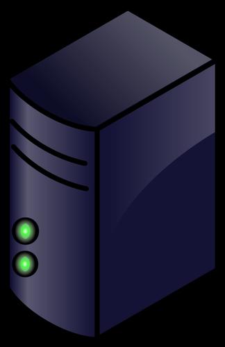 324x500 Color Server Icon Vector Image Public Domain Vectors