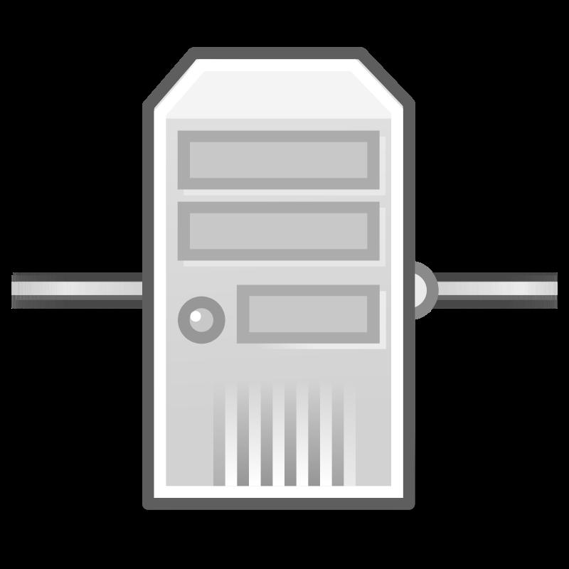 800x800 Tango Network Server Free Vector 4vector
