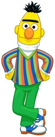 Sesame Street Characters Vector
