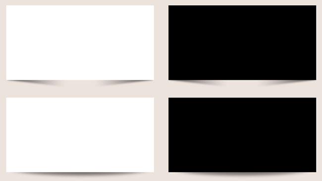 650x365 Realistic Box Shadows