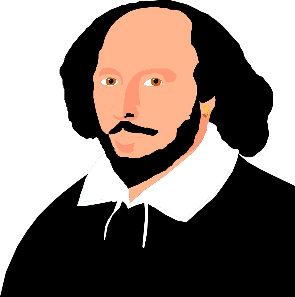 958x964 15 Shakespeare Transparent Vector For Free Download On Mbtskoudsalg