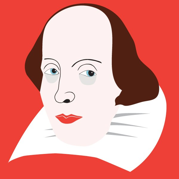600x600 Shakespeare Vector Archives