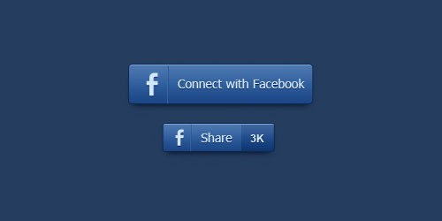 500x250 Free Facebook Share Icon Vector 151824 Download Facebook Share