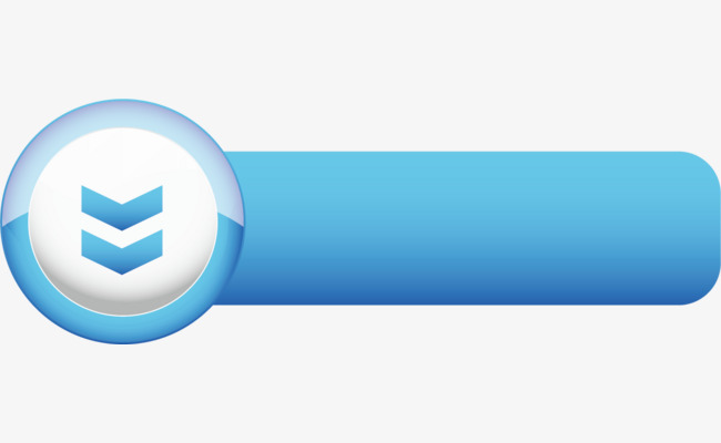 650x400 Crystal Blue Share Button Vector Material, Png Share Button