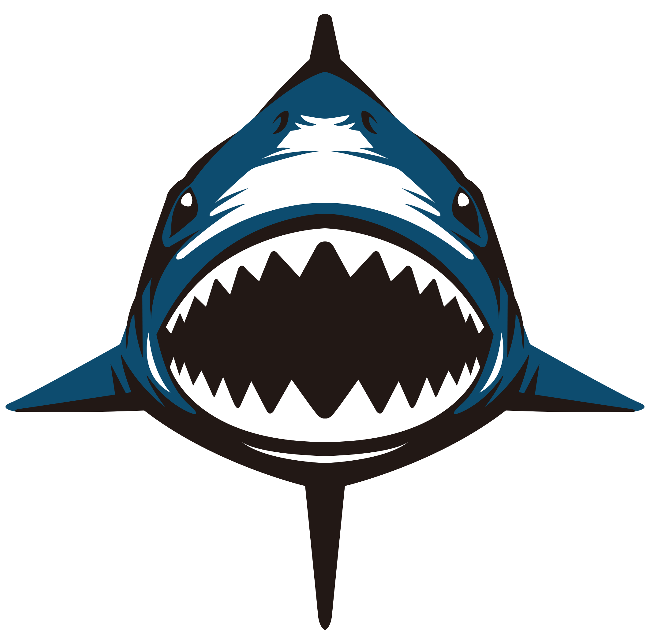 2124x2071 15 Vector Sharks Shark Jaws For Free Download On Mbtskoudsalg