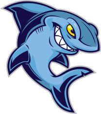 208x235 24 Best Sharks Logos Images In 2018 Shark Logo