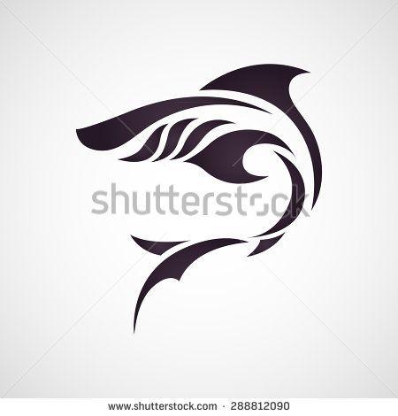 450x470 Shark Logo Vector