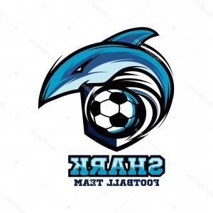 300x300 Stock Illustration Shark Football Logo Vector Sohadacouri