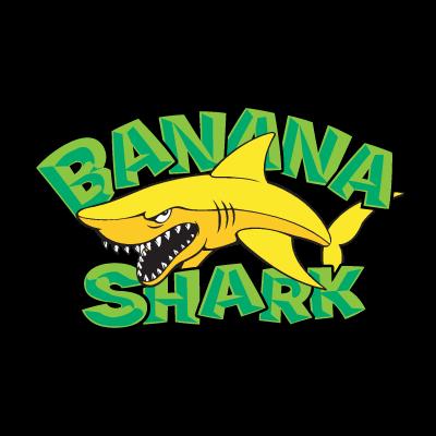 400x400 Banana Shark Logo Vector (.ai, 361.19 Kb) Download