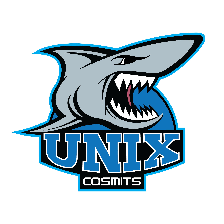3000x3000 Unix Cosmits Shark Vector By Idhamrock14